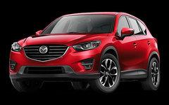 Mazda CX-5 Vs Toyota RAV4 et Honda CRV 2016 à Sherbrooke