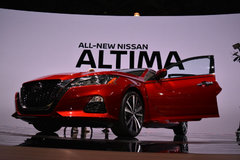 La nouvelle Nissan Altima 2019 aura la traction intégrale