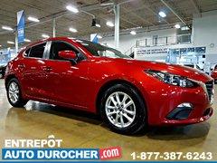 Mazda  Mazda3 2014  GS-SKY - AUTOMATIQUE - AIR CLIMATISÉ - CAMÉRA