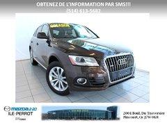 Audi Q5 2.0L Premium TOIT PANO QUATTRO 2013