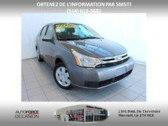 Ford Focus SE AUT AC BAS KM TOUTE EQUIPE 4CYL 2009
