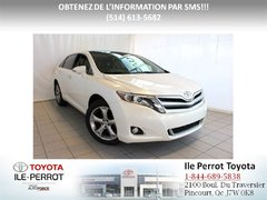 Toyota Venza V6 LIMITED AWD, CUIR, TOIT PANO, COMME NEUF! 2016