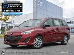 Mazda Mazda5 GS 6sp 2017