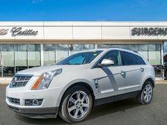 Cadillac SRX Premium 2012