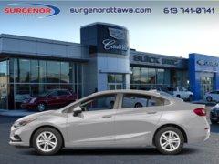 2018 Chevrolet Cruze LT  - $132.12 B/W
