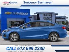 Chevrolet Cruze LT  - Apple CarPlay -  Android Auto - $141.49 B/W 2019
