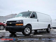 2018 Chevrolet Express Cargo Van WT  - Certified - $197.91 B/W