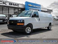 Chevrolet Express Cargo Van RWD 2500 155  - $213 B/W 2019
