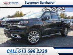 2019 Chevrolet Silverado 1500 High Country  - Premium Package - $466 B/W