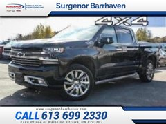 2019 Chevrolet Silverado 1500 High Country  - $431.83 B/W