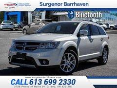 2014 Dodge Journey R/T  - Leather Seats -  Bluetooth - $111.27 B/W