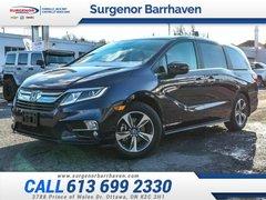 2018 Honda Odyssey EX-L NAVI  - Sunroof -  Navigation - $285.11 B/W