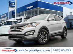 Hyundai Santa Fe 2.4 Luxury 2013