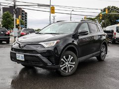 2017 Toyota RAV4 LE AWD - Lease for $429/month
