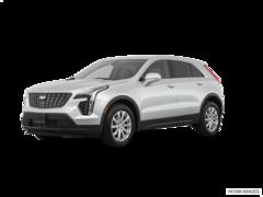 2019 Cadillac XT4 Luxury  -  Heated Seats - $275.64 B/W