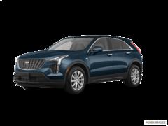 2019 Cadillac XT4 Luxury  -  Heated Seats - $312.01 B/W