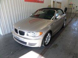BMW 1 Series 128i CABRIOLET  2011