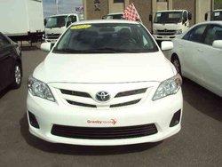 Toyota Corolla CE  AIR- VITRES- CRUISE  2012