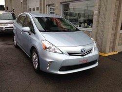 Toyota Prius v GARANTIE 2 MAI 2018 OU 200 000 KM PEA TOYOTA  2012