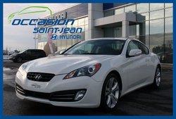 Hyundai Genesis Coupe 3.8 **UNE SEULE PROPIÉTAIRE**  2012