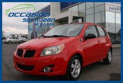 2009 Pontiac G3 Wave SE ** AUTOMATIQUE / FULL **