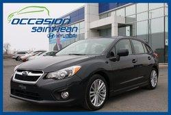 Subaru Impreza 2.0i w/Touring Pkg **AUTO.**  2012
