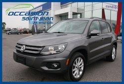 Volkswagen Tiguan COMFORTLINE **GPS/CUIR**  2012