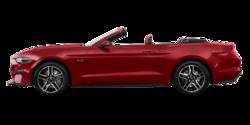 2018  Mustang Convertible
