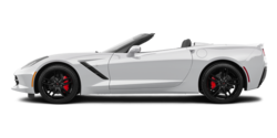 2019  Corvette Convertible Stingray