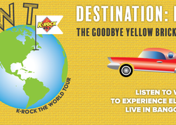 Kentville Nissan wants you to WIN a trip to see Elton John live in concert with 89.3 K-Rock!