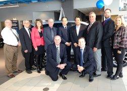 Kentville Mazda Welcomes Presidents of Mazda Global and Mazda Canada