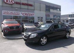 Chevrolet Malibu 2010 LT Platinum Edition, TRES BIEN ÉQUIPÉ!!CUIR!! LT Platinum Edition, TRES BIEN ÉQUIPÉ!!CUIR!!