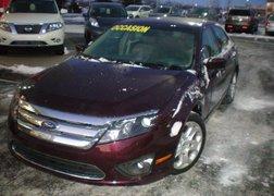Ford Fusion 2011 SE automatique Siege chauffant air bluetooth, Siege chauffant ,A/C, bluetooth,regulateur de vitesse