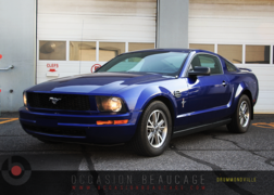 Ford Mustang 2005 BASE A/C - LOOK MUSCLE CAR - AUBAINE!! MAGS - A/C - CRUISE - GROUPE ÉLECTRIQUE ET +