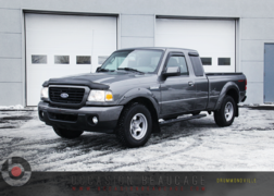 Ford Ranger XL- AIR CLIMATISÉ +  MARCHE PIED + TOILE + 2008 BAS MILLAGE