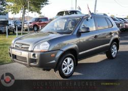 Hyundai Tucson 2009 GL - BAS MILLAGE - A/C - SIÈGES CHAUFFANTS = WOW! MAGS - A/C - CRUISE - AUX - GROUPE ÉLECTRIQUE ET +
