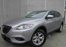 Mazda CX-9 GS AWD 7 PASSAGERS BAS MILAGE 2014 TAUX 0.99% POSSIBLE