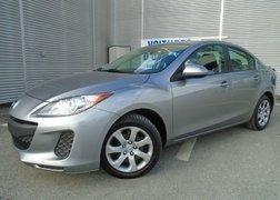 Mazda Mazda3 2012 GARANTIE MAZDA CANADA