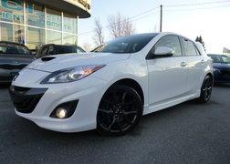 Mazda Mazdaspeed3 TwinTurbo 263 HP, un bijoux! 2012 TwinTurbo, 263 HP