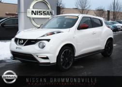 Nissan Juke 2014 NISMO 4X4 - CERTIFIÉ - GPS - GARANTIE! A/C - CRUISE - GROUPE ÉLECTRIQUE ET +