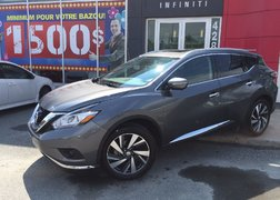 Nissan Murano 2015 PLATINIUM / GPS / CUIR / CRUISE INTELLIGENT