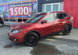Nissan Rogue 2014 SL TECH / GPS / CAMÉRA 360 / INTÉRIEUR EN CUIR