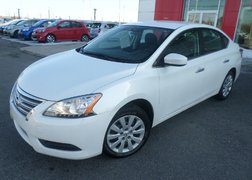 Nissan Sentra 2013 1.8S/MAN/SYST ELECT