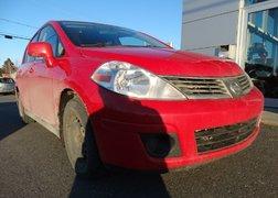 Nissan Versa 2008 1.8S /AUT/AIR CLIM/