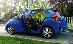 Honda Fit 2016: a favorite among city dwellers - 4