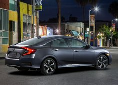 2016 Honda Civic: Canada's best-selling car gets remodelled - 4