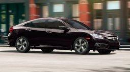 2016 Honda Civic -- More Good News - 2