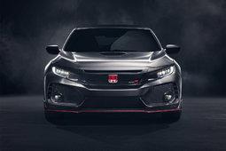 Honda Surprises Paris with a New Civic Type R - 2