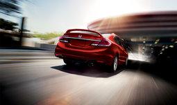 2014 Honda Civic - Even more economical - 1