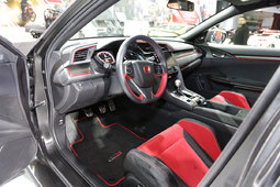 Come See the Honda Civic Type R Prototype at the Montreal Auto Show - 27